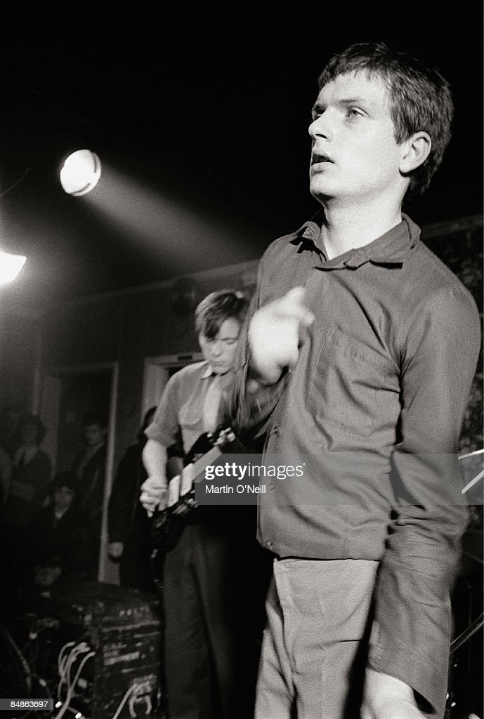Photo of Ian CURTIS and JOY DIVISION : News Photo