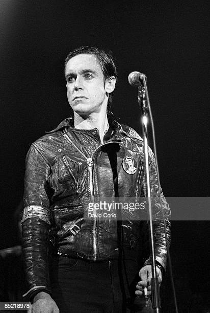 THEATRE Photo of Iggy POP Iggy Pop performing at the The Rainbow London 11 July 1981
