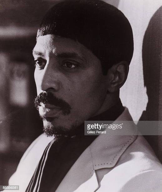 Photo of Ike TURNER Posed studio portrait of Ike Turner