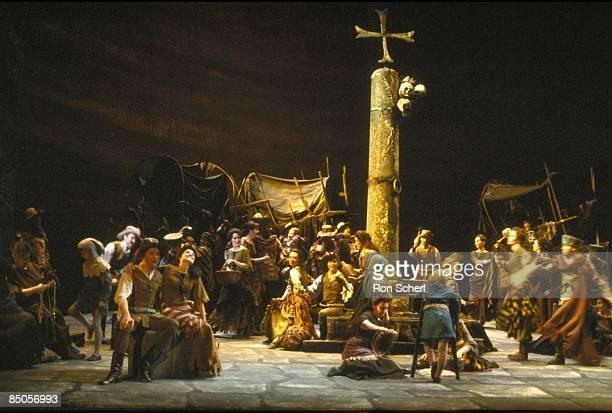 HOUSE Photo of IL TROVATORE and TROVATORE IL Anvil Chorus