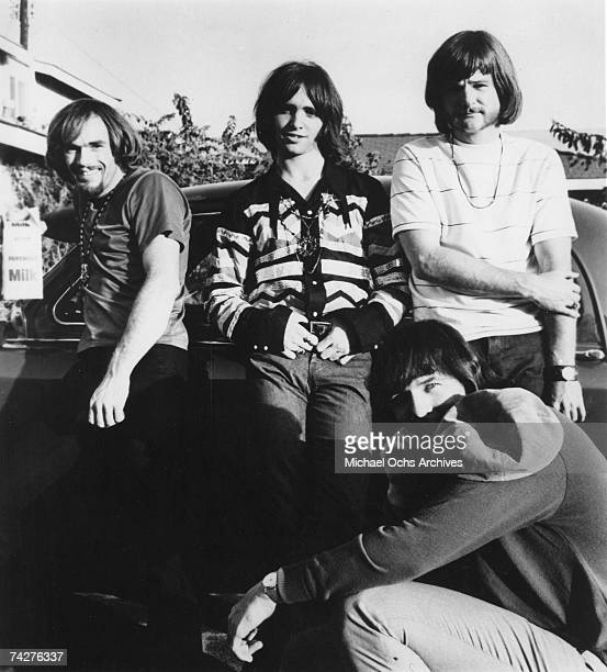 Photo of Iron Butterfly Photo by Michael Ochs Archives/Getty Images