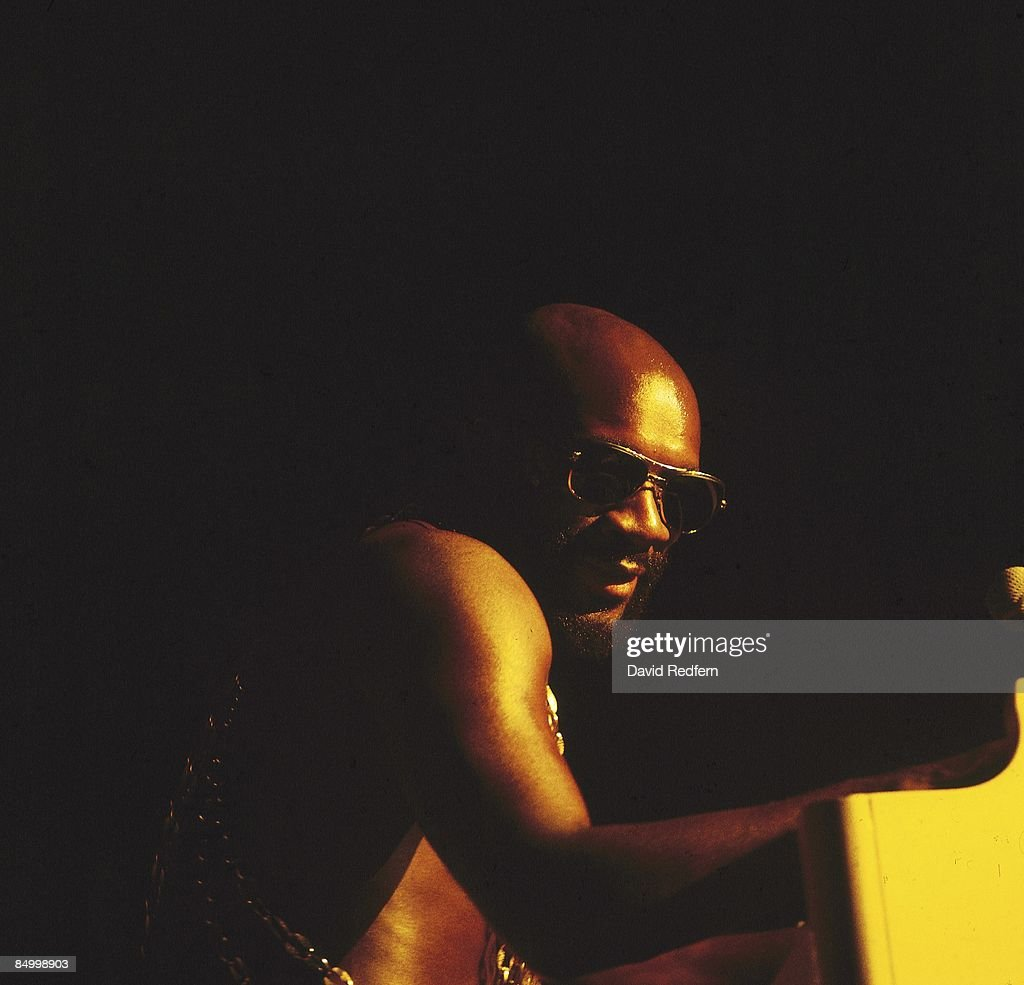Photo of Isaac HAYES
