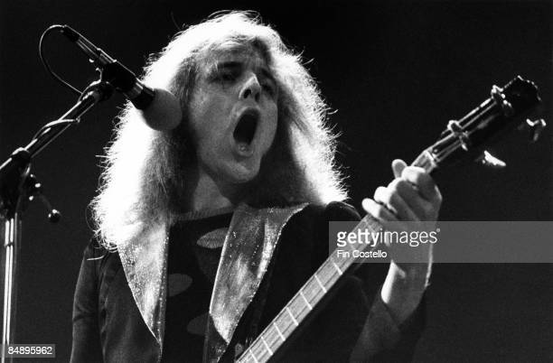 THEATRE Photo of Jack BRUCE Jack Bruce performing on stage