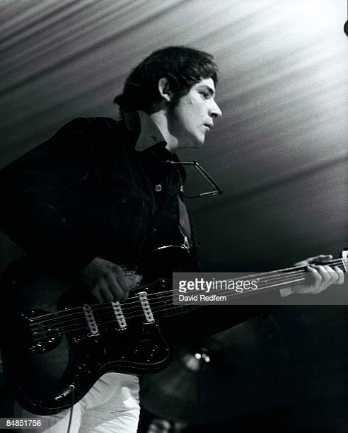 FESTIVAL Photo of Jack BRUCE Jack Bruce playing bass in Cream