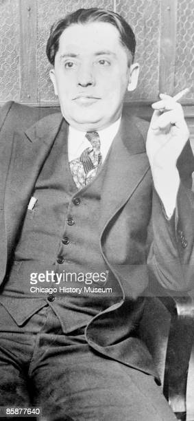 Photo of Jack Zuta mob accountant for Al Capone ca1920s He kept meticulous records that made clear how extensive mob influence and corruption ran...