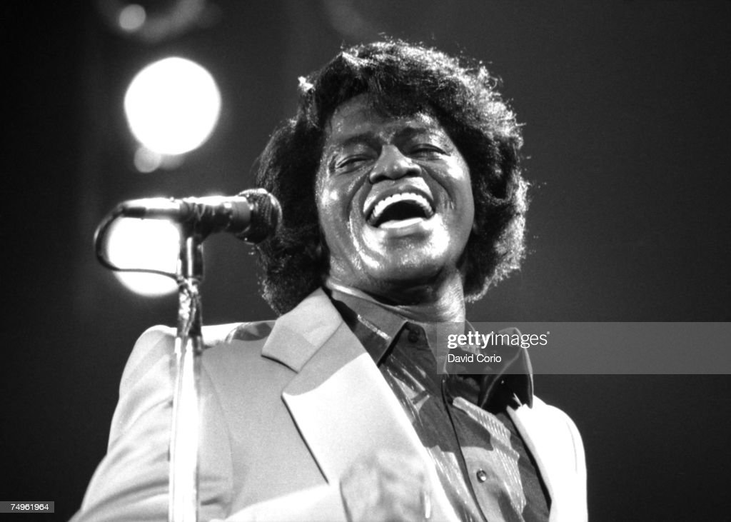 Photo of James Brown : News Photo