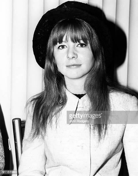 Photo of Jane ASHER Portrait of actress and ex girlfriend of Paul McCartney Jane Asher