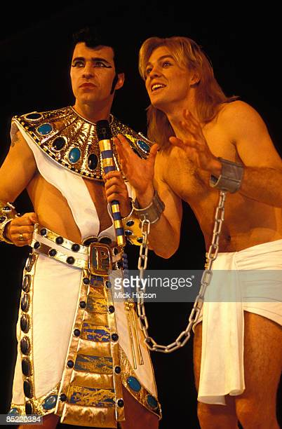 Photo of Jason DONOVAN; Jason in 'Joseph & His Amazing Technicolor Dreamcoat'