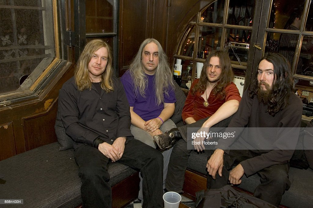 Photo of Jay MASCIS and WITCH and Dave SWEETAPPLE and Kyle THOMAS : News Photo