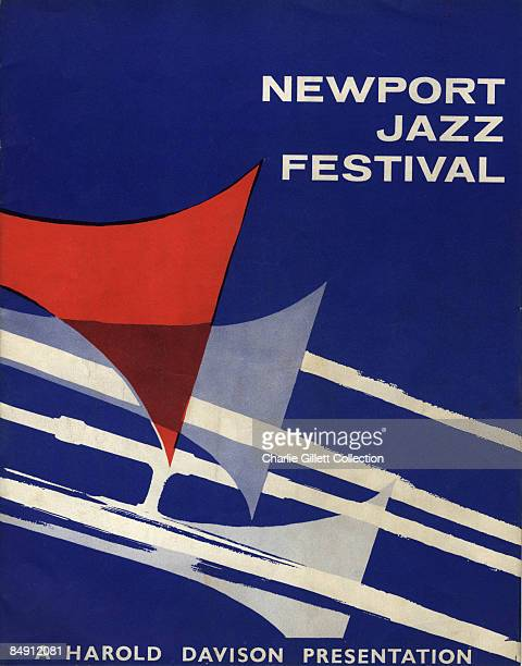 Photo of JAZZ FESTIVAL and MEMORABILIA, Programme for the Newport Jazz Festival