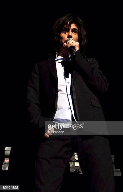 HALL Photo of Jean Michel JARRE Jean Michel Jarre performing on stage