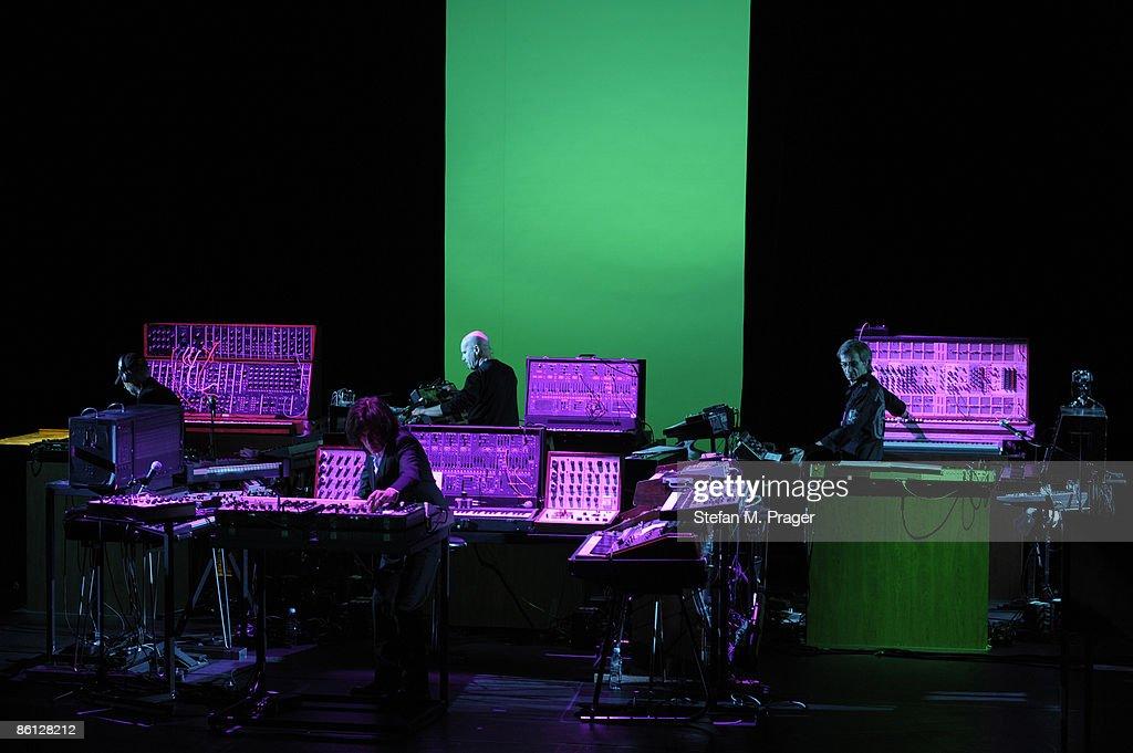 Jean Michel Jarre - Munich : News Photo