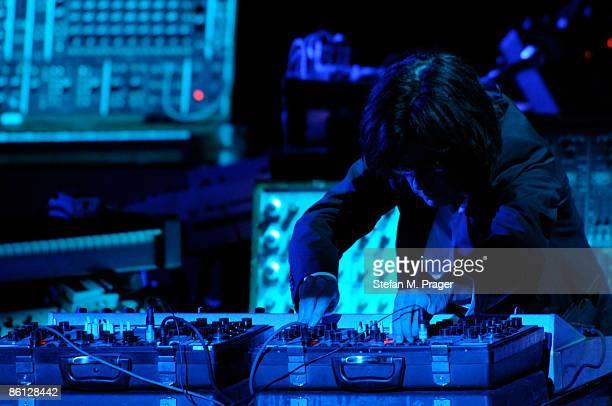 PHILHARMONIE Photo of Jean Michel JARRE Jean Michel Jarre performing on stage