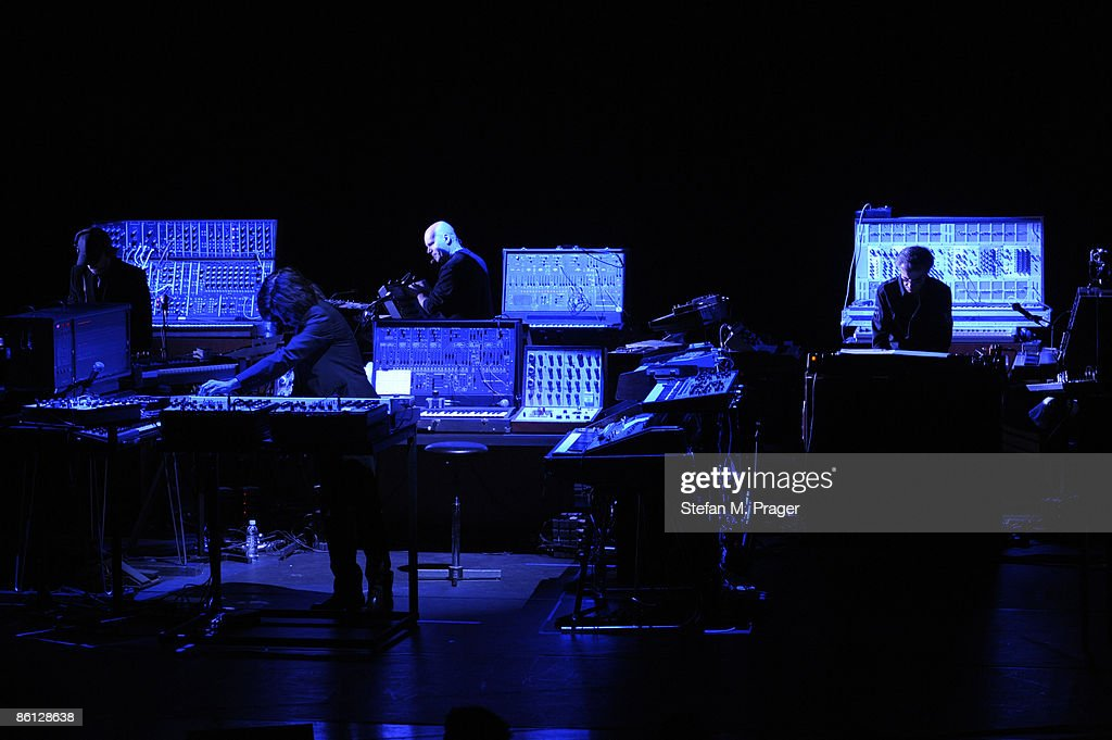 Jean Michel Jarre - Munich : News Photo
