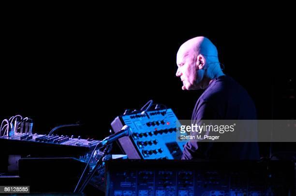 PHILHARMONIE Photo of Jean Michel JARRE performing on stage