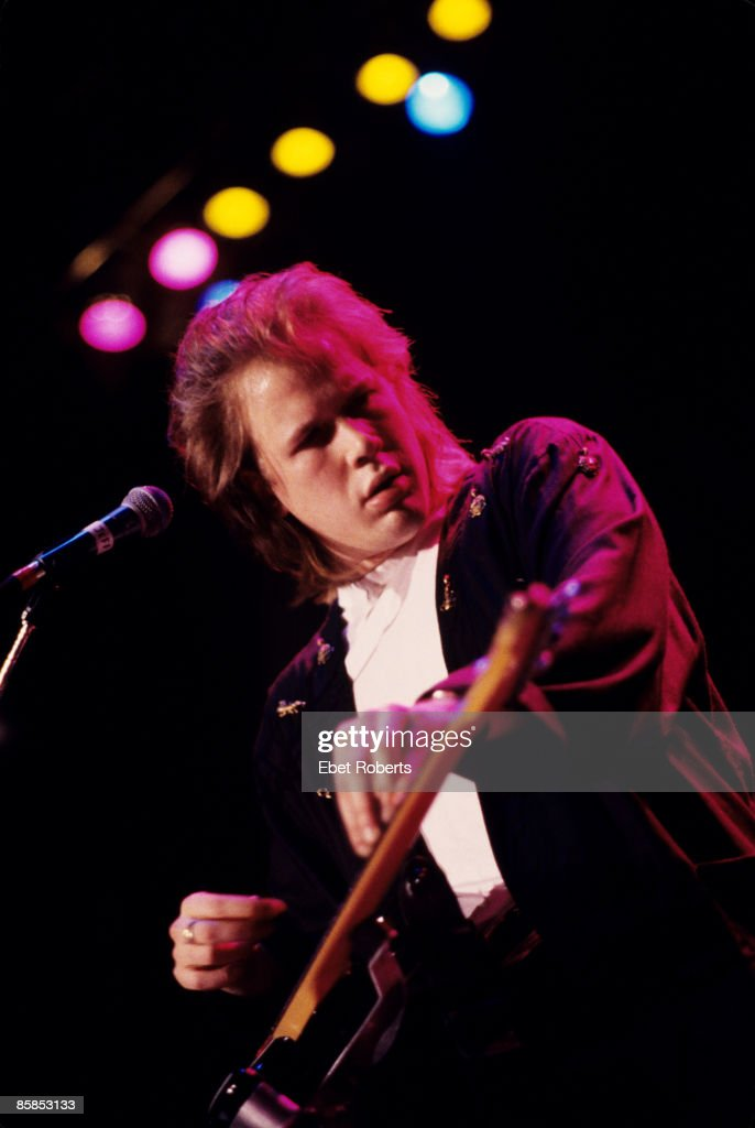 Jeff Healey Obituary : ニュース写真