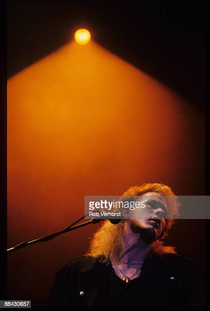 Photo of Jeff HEALEY, Blind guitarist Jeff Healey performing on stage