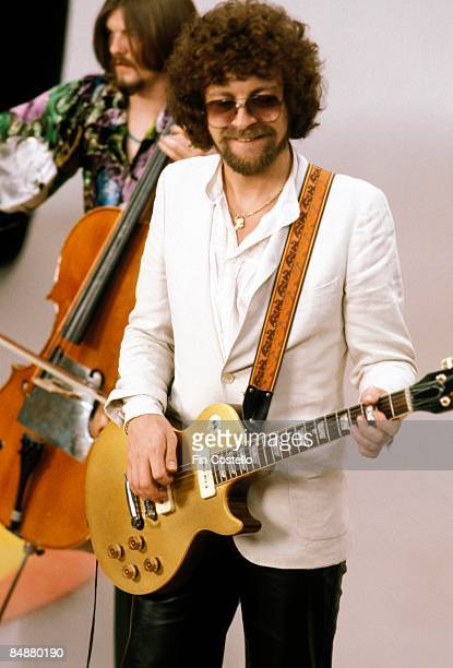 Photo of Jeff LYNNE and Hugh MCDOWELL and ELECTRIC LIGHT ORCHESTRA LR Hugh McDowell Jeff Lynne