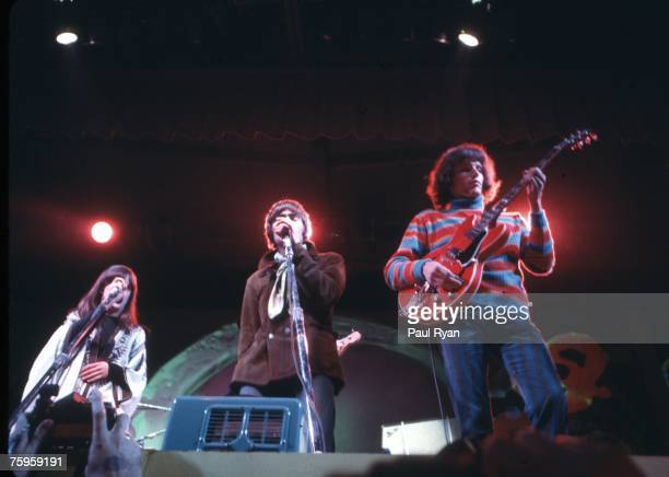 Photo of Jefferson Airplane at the Monterey Pop Festival