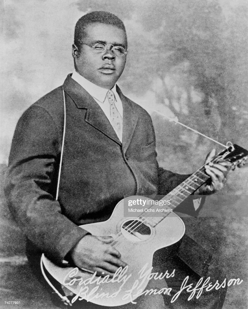 Photo of Jefferson Blind Lemon Photo by Michael Ochs Archives/Getty Images
