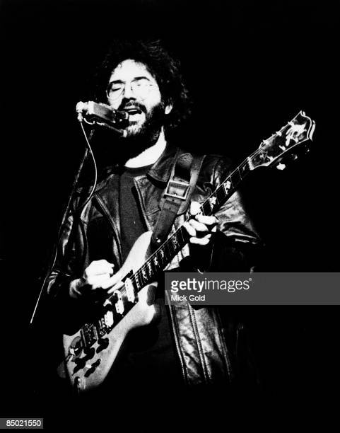Photo of Jerry GARCIA and GRATEFUL DEAD Jerry Garcia