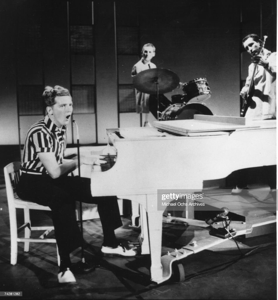 Photo of Jerry Lee Lewis Photo by Michael Ochs Archives/Getty Images