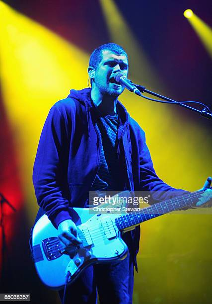 APOLLO Photo of Jesse LACEY and BRAND NEW Jesse Lacey
