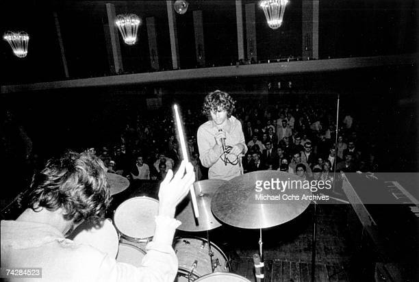 Photo of Jim Morrison Photo by Michael Ochs Archives/Getty Images