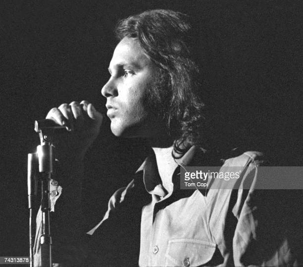 Photo of Jim Morrison Photo by Tom Copi/Michael Ochs Archives/Getty Images