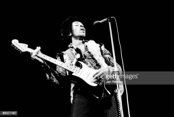 Photo of Jimi Hendrix 11 Jimi Hendrix Falkoner Centret Copenhagen January 10 1969