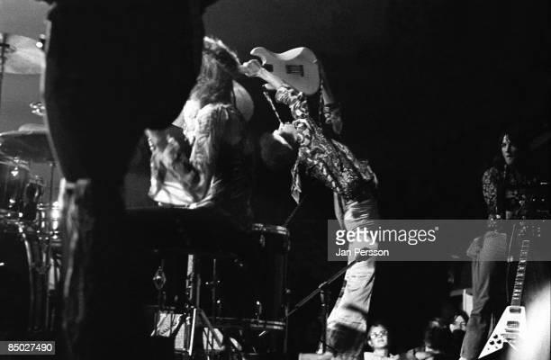 Photo of Jimi Hendrix 11 Jimi Hendrix KBHallen Copenhagen September 3 1970
