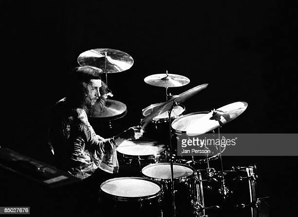 Photo of Jimi Hendrix 15 Drummer Mitch Mitchell KBHallen Copenhagen September 3 1970