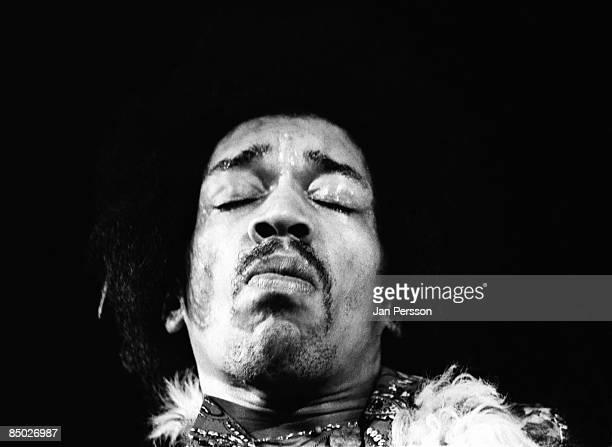 Photo of Jimi Hendrix 3 Jimi Hendrix Falkoner Centret Copenhagen January 10 1969
