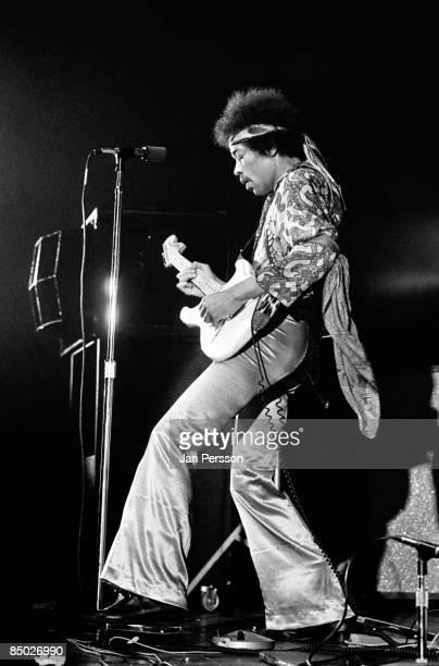 Photo of Jimi Hendrix 3 Jimi Hendrix KB_Hallen Copenhagen September 3 1970
