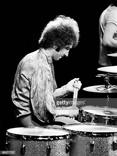 Photo of Jimi Hendrix 4 Drummer Mitch Mitchell Tivolis Koncertsal Copenhagen January 7 1968