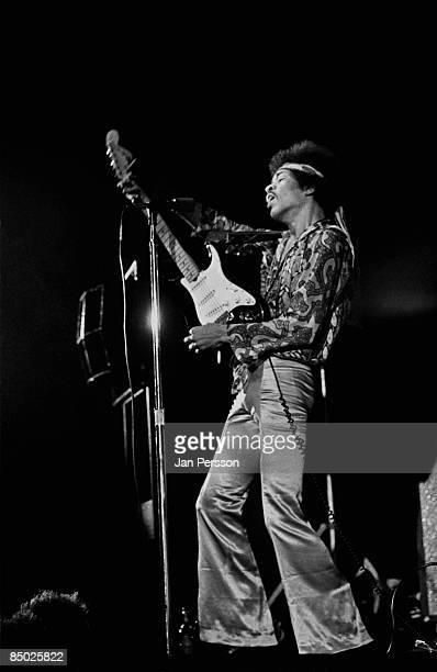 Photo of Jimi Hendrix 5 Jimi Hendrix KBHallen Copenhagen September 3 1970