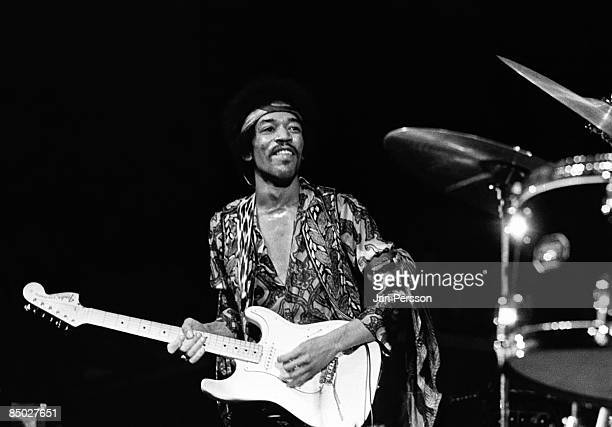 Photo of Jimi Hendrix 7 Jimi Hendrix KBHallen Copenhagen September 3 1970