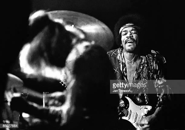 Photo of Jimi Hendrix 9 Jimi Hendrix KBHallen Copenhagen September 3 1970