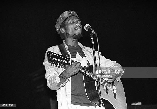 UNITED STATES JANUARY 01 Photo of Jimmy CLIFF at the Beacon Theater