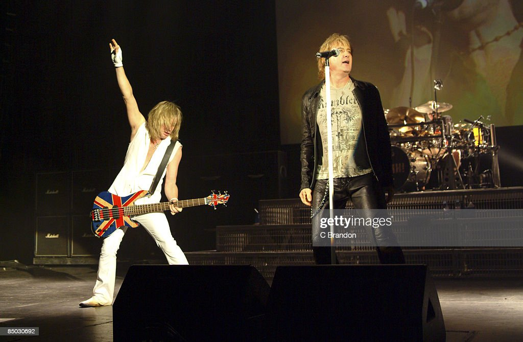 Photo of Joe ELLIOTT and DEF LEPPARD : Fotografía de noticias