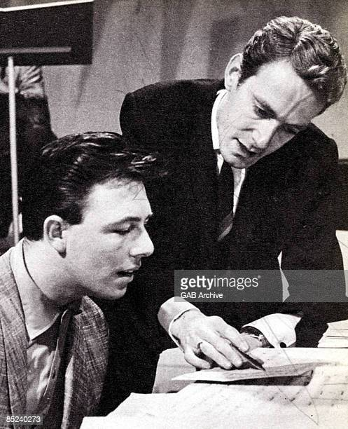 Photo of John BARRY and Les REED