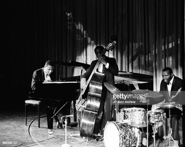 OUT Photo of John Coltrane 1961 9 McCoy TynerArt Davis Elvin JonesCopenhagen 1961