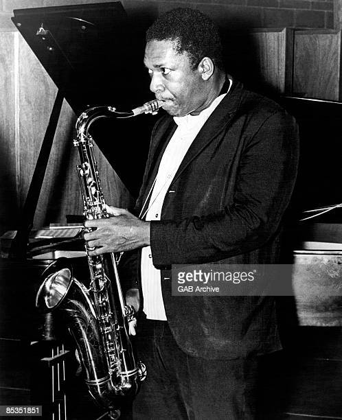 Photo of John COLTRANE performing live on stage