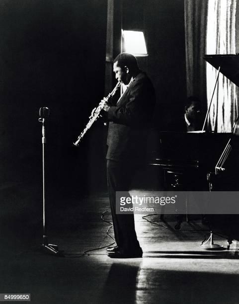 Photo of John COLTRANE