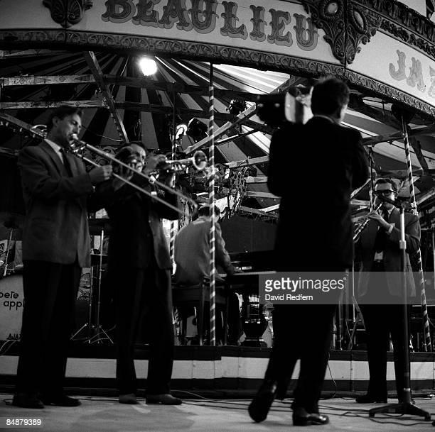 FESTIVAL Photo of John DANKWORTH and BEAULIEU JAZZ FESTIVAL John Dankworth Orchestra