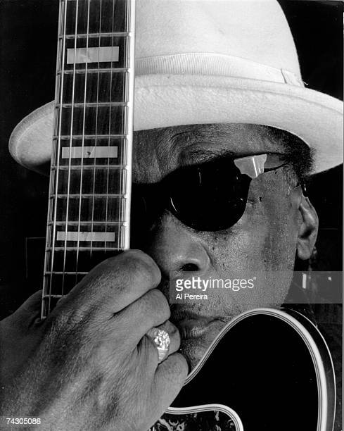 Photo of John Lee Hooker Photo by Al Pereira/Michael Ochs Archives/Getty Images