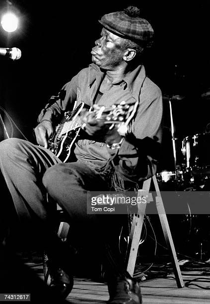 Photo of John Lee Hooker Photo by Tom Copi/Michael Ochs Archives/Getty Images