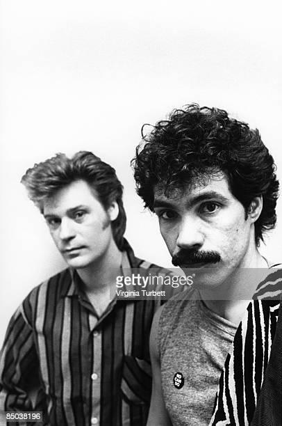Photo of John OATES and Daryl HALL and HALL OATES Daryl Hall John Oates