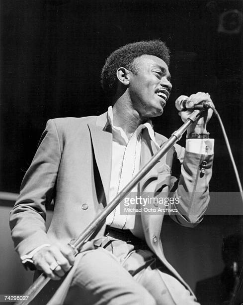 Photo of Johnnie Taylor Photo by Michael Ochs Archives/Getty Images