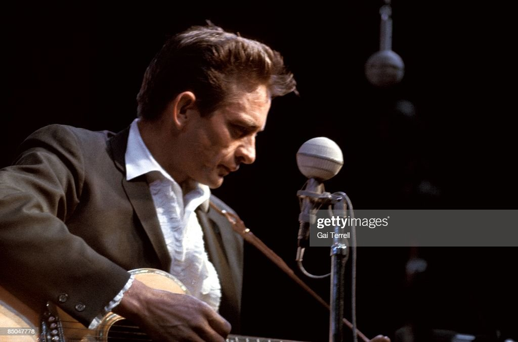 Photo of Johnny CASH : News Photo